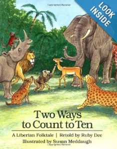 two ways to count 10